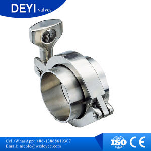China Hygienic Stainless Steel Fitting Triclover Clamp Ferrule pictures & photos