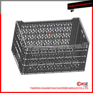 Plastic Grape Crate/Boxes Mould in China