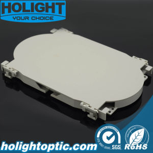 12/24 Core Stackable Fiber Optic Splicing Tray pictures & photos