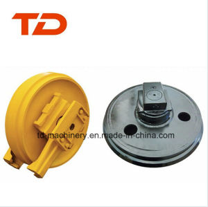 Kueota U50 U85 Mini Font Idler Guide Idler Roller for Excavator Undercarriage Parts pictures & photos