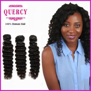 Wholesale Deep Wave Human Hair Bundles Unprocessed Virgin European Hair (DW-033) pictures & photos