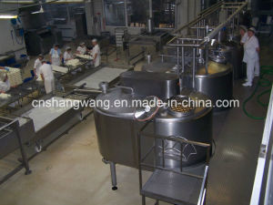 High Quality White Cheese Production Line pictures & photos