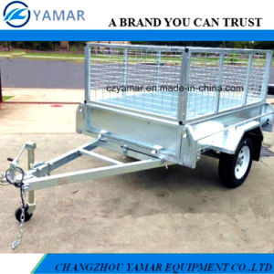 High Quality Fully Welded Box Trailer pictures & photos