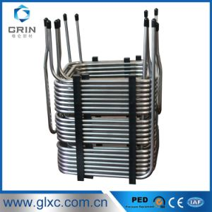 304 316L Stainless Steel Coiled Pipe for Water Tank pictures & photos