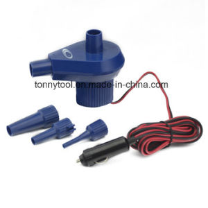 Electric Air Pump Powerful Handheld 12V DC Air Pump Inflator Deflator Pump Tube Pump pictures & photos