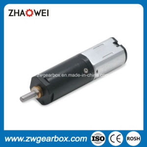 3V 10mm Small Reduction Gear Motor for Cosmetic Tool pictures & photos