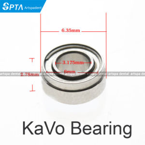 Dental High Speed Handpiece Kavo Replacement Dental Ceramic Bearings pictures & photos