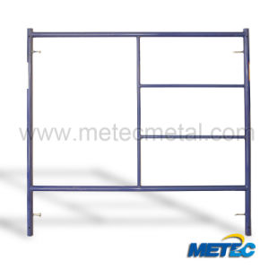 Hot DIP Galvanized Frame Scaffolding for Sale pictures & photos