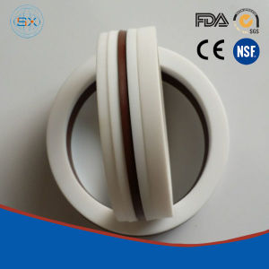 Pure PTFE Hyraulic Rod and Piston V Packing Sets Oil Seal pictures & photos