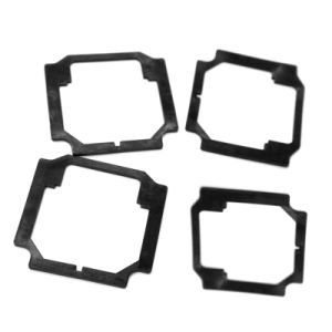 Custom Rubber Gasket, NBR Rubber Gasket pictures & photos