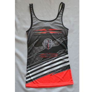 Sublimation Tank Top/Sublimated Tank Top pictures & photos