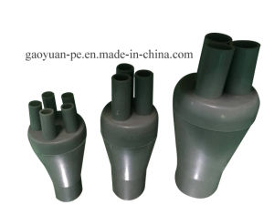 Heat Shrinkable Cable Sleeve Silicone Rubber 70 Shore Hardness pictures & photos