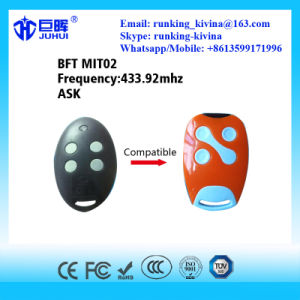 Compatible Bft Rolling Code Remote Control 433MHz pictures & photos