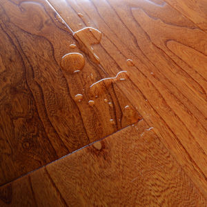15mm Waterproof Multi-Solid Wood Flooring pictures & photos