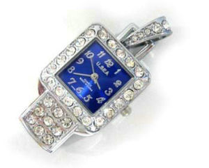 Fashion Pendant Diamond USB Flash Drive pictures & photos