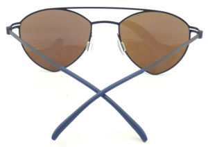 FM171250 High Quality Heart Shape Metal Sunglasses Mirror Lens pictures & photos