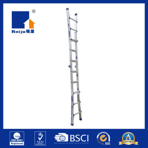 Two-Joint Multi-Purpose Aluminum Ladder for Various Working Conditions pictures & photos