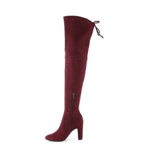 Fashion Footwear Shoes Over The Knee Boots Large Womens Shoes pictures & photos