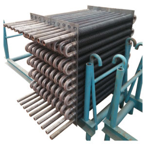 Serated Spiral Hf Welding Finned Tube/Finned Pipe pictures & photos