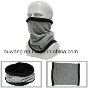 Promotional Gifts Grey Custom Logo Neck Warmer pictures & photos