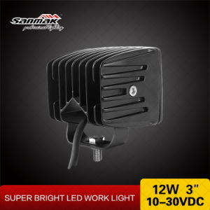 12W CREE Chip Truck Auto LED Work Light pictures & photos