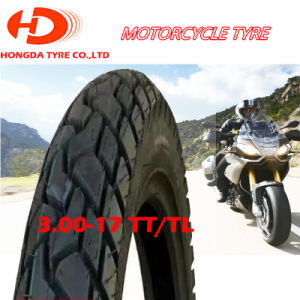 Hot Sale Popular Pattern Motorcycle Tire, Motorcycle Tyre 225-17, 275-17, 300-17, 300-18 pictures & photos