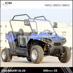 1500W 72V 52ah Farm Utility Powerfull Adult Electric 4X4 ATV Go Kart pictures & photos