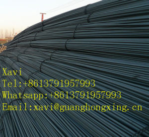 Grade420, SD390, BS4449 Grade460 Deformed Steel Rebar pictures & photos