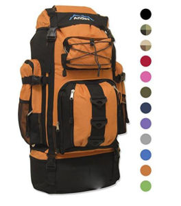Waterproof Teenage Custom Camping Hydration Canvas Backpack Tactical Luggage Bag pictures & photos