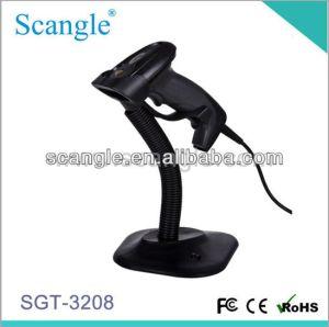 Scangle Portable Barcode Reader Sgt-2208ap pictures & photos
