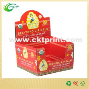 Full Color Folding Corrugated Paper Display Stand Box (CKT-CB-430) pictures & photos