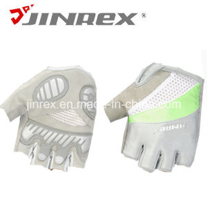 Cycling Half Finger Bicycle Anti Slip Glove pictures & photos