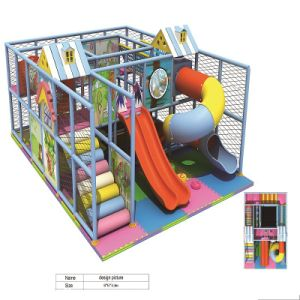 Modern Design Wholesale Price Small Indoor Playground pictures & photos