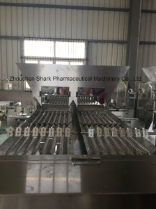 16 Channels Automatic High-Speed Electrical Pharmaceutical Machinery Counting Machine