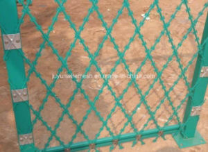 Razor Barbed Wire /Razor Barbed Wire Mesh Fence pictures & photos