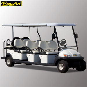 Cheap 8 People Electric Golf Buggy China Made pictures & photos