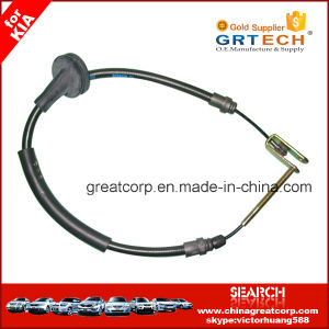 High Quality Car Accelerator Cable for KIA Pride