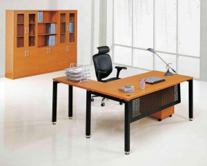 Modern MFC Laminated MDF Wooden Office Table (NS-NW270) pictures & photos