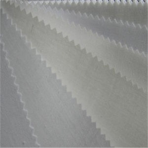 Chinese Factory Collar Cuff Cotton Shirt Fusible Fabric Interlining pictures & photos