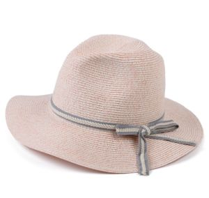 Straw Wavy Broad Brim Hat pictures & photos