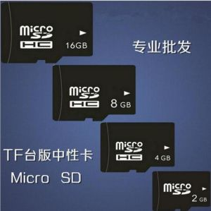 China Flash Memory Micro SD Card Smart Card Reader CF Card pictures & photos
