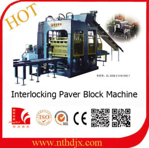 Concrete Paving Block Making Machine Used in Africa pictures & photos