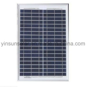 15W Solar Module for Solar PV System pictures & photos