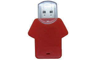 Cloth Shape USB Flash Drive 2.0 USB Flash Stick pictures & photos