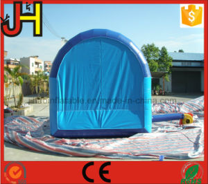 Inflatable Football Goal, Soccer Goal Game pictures & photos
