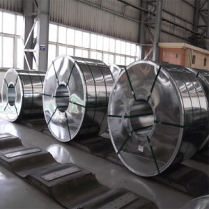 Hbis Galvanized Steel Coil for Roofing Houses Material