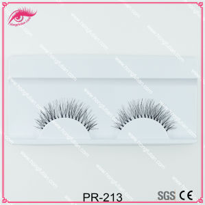 Private Label Hot Sale Human Hair Eyelash pictures & photos