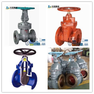 Wholesale Oil Tank Gate Valve pictures & photos