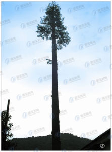 GSM Steel Structure Artificial Bionic Tower pictures & photos