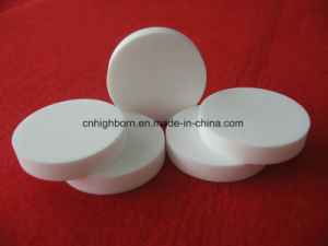 Customized Machinable Alumina Ceramic Disk pictures & photos